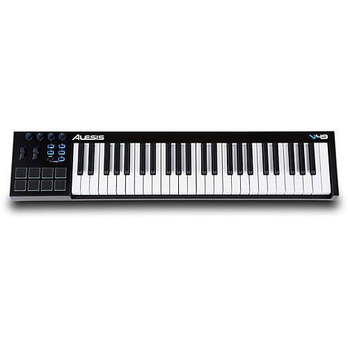 Alesis V49 49-Key Keyboard Controller thumbnail