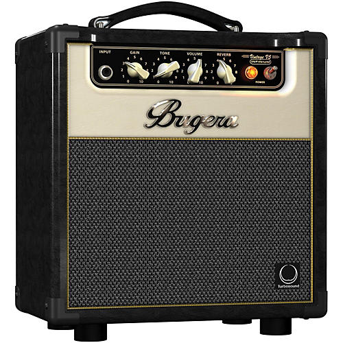 Bugera V5 Infinium 5W 1x8 All Tube Guitar Combo Amp thumbnail