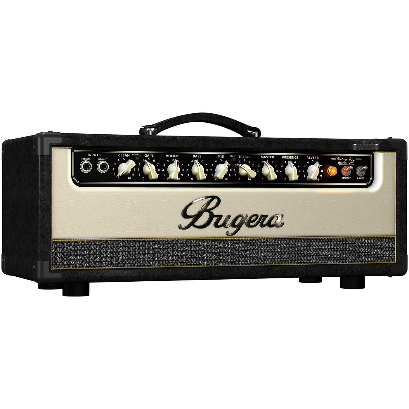 Bugera V55HD Infinium 55W Tube Guitar Amp Head thumbnail