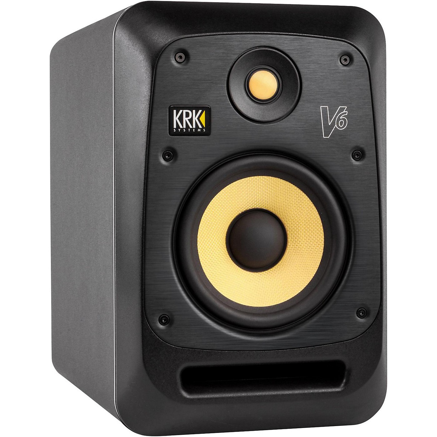 KRK V6 6in Studio Monitor with Kevlar Drivers thumbnail