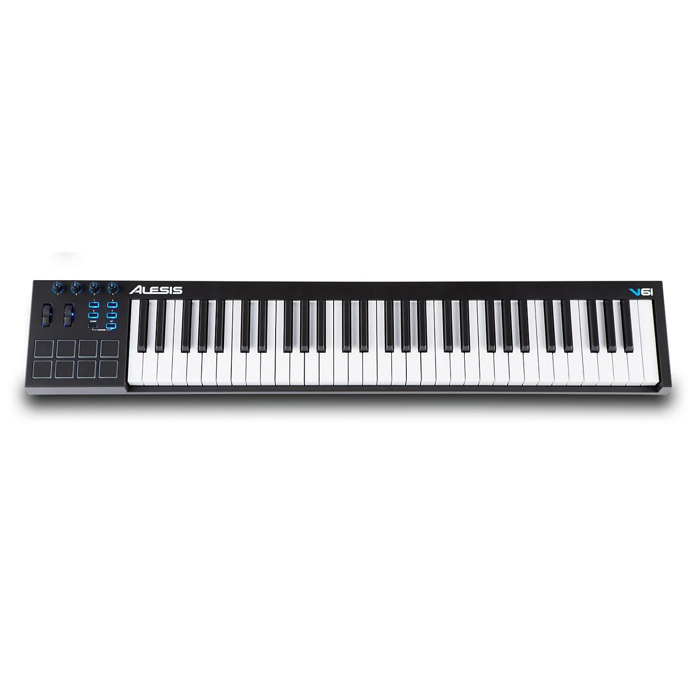 Alesis V61 61-Key Keyboard Controller thumbnail
