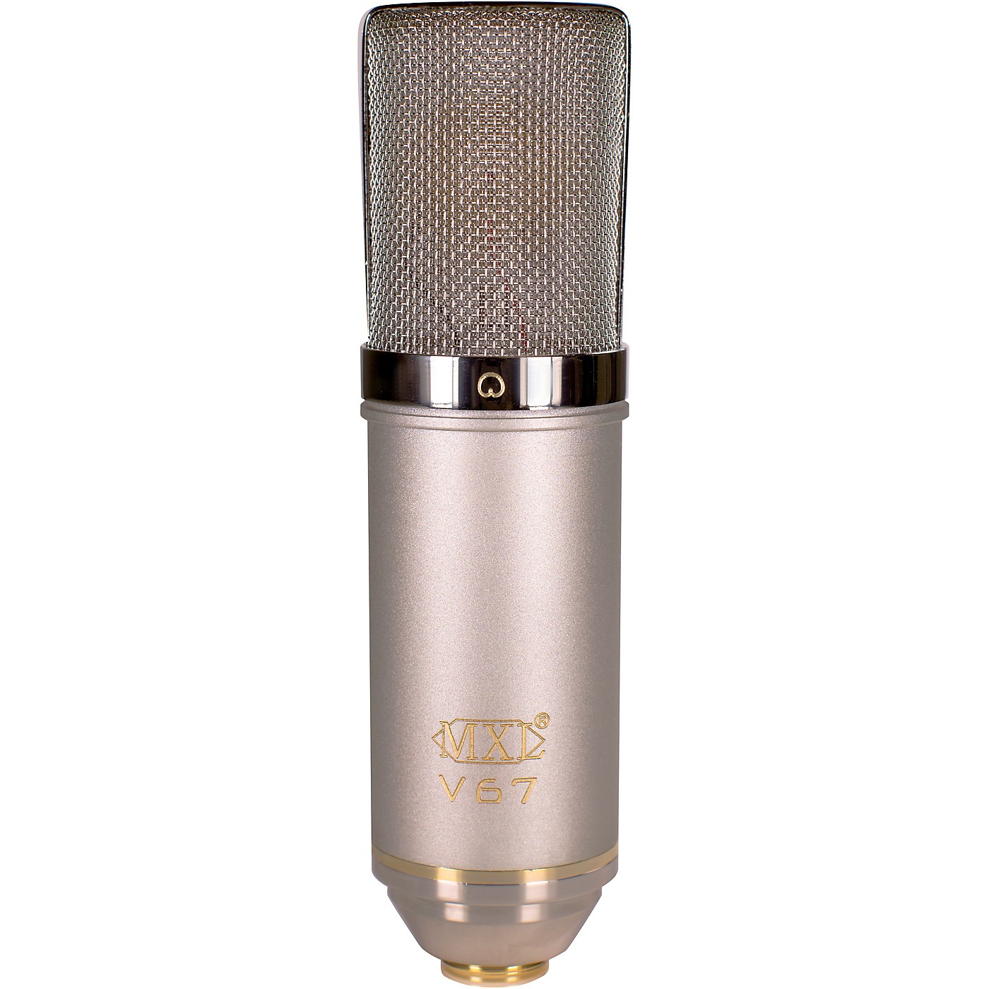 MXL V67G-HE Heritage Edition Large-Capsule Condenser Microphone thumbnail