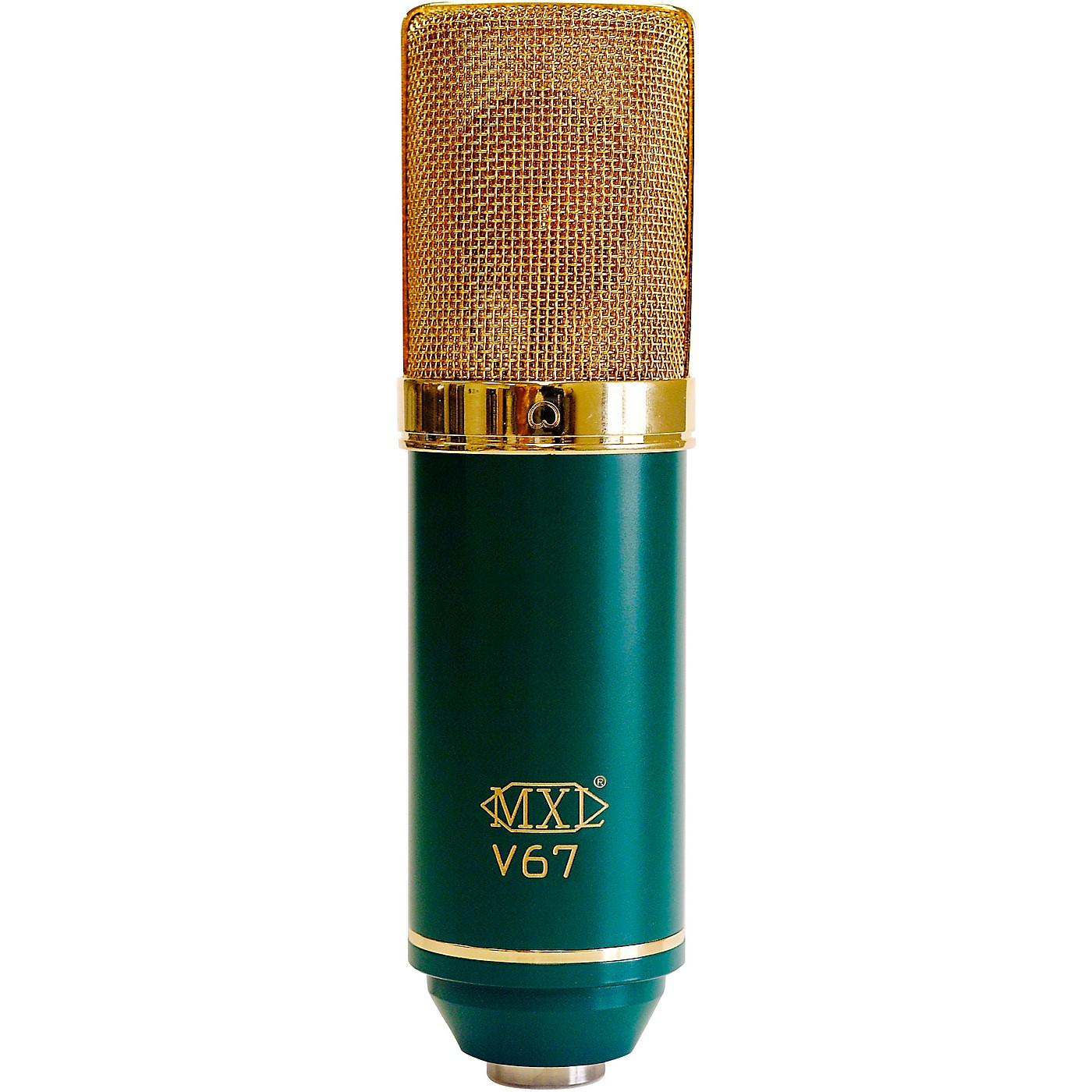 MXL V67G Large-diaphragm Condenser Microphone thumbnail