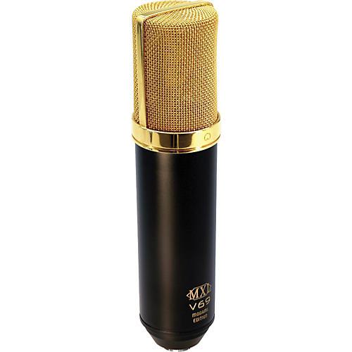 MXL V69 Mogami Edition Tube Microphone thumbnail