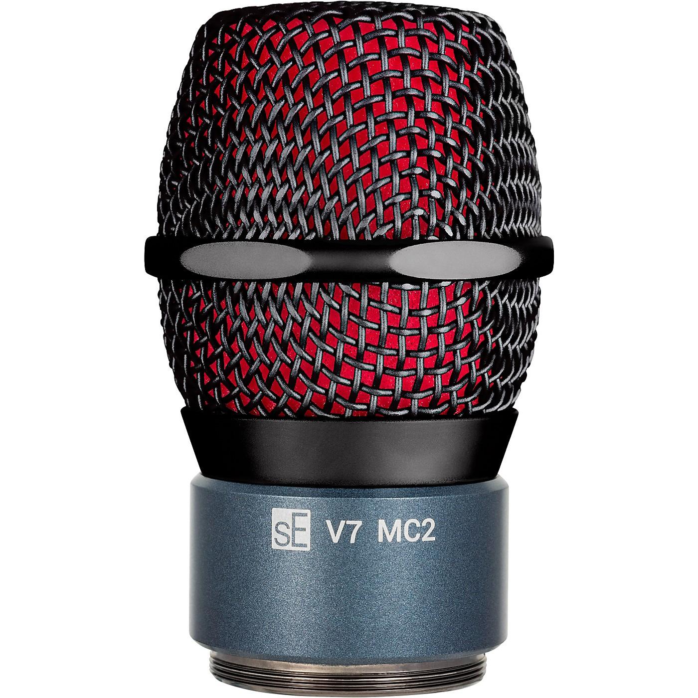 sE Electronics V7 MC2 Black and Blue thumbnail