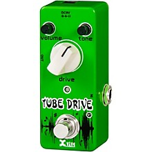 XVive V7 Tube Drive Guitar Effects Pedal