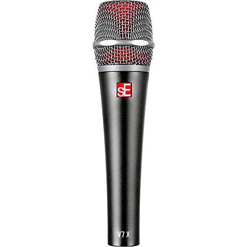 sE Electronics V7 X Supercardioid Dynamic Instrument Microphone thumbnail