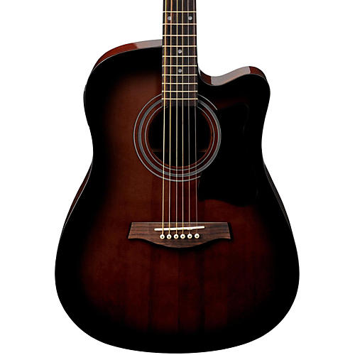 Ibanez V70CE Acoustic-Electric Cutaway Guitar thumbnail
