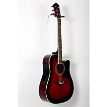 Ibanez V70FMCE Dreadnought Cutaway Acoustic-Electric Guitar