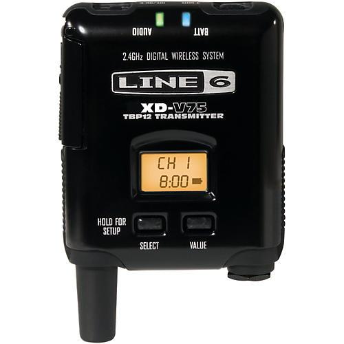 Line 6 V75-BP Bodypack Transmitter thumbnail