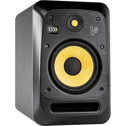 KRK V8 8in Studio Monitor with Kevlar Drivers thumbnail