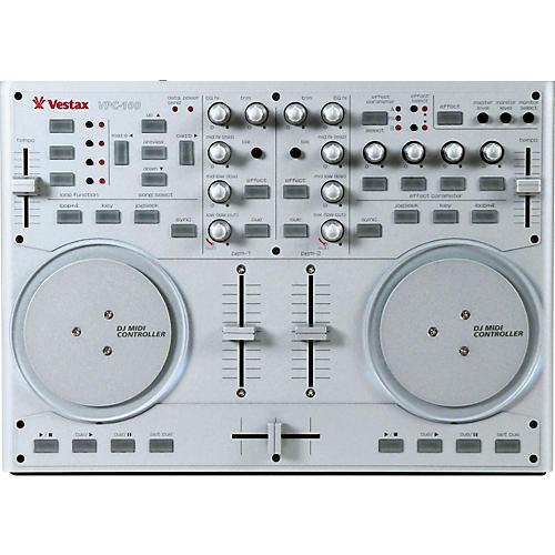 Vestax VCI-100MV MixVibes Edition DJ Controller thumbnail