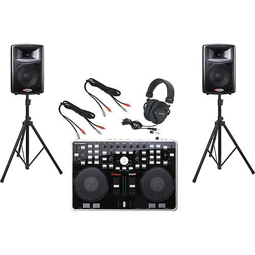 Vestax VCI-300 MKII / Harbinger APS12 DJ Package thumbnail