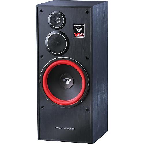 Cerwin-Vega VE-12F 3-way Tower Speaker thumbnail