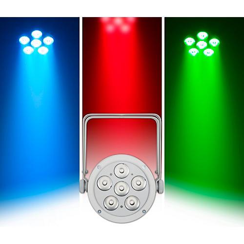 Proline VENUE THIN TRI38 LED 3W LIGHTWEIGHT LED STAGE LIGHT WHITE thumbnail