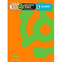Hal Leonard VH1's 100 Greatest Songs Of Rock & Roll Clarinet (Book Only)