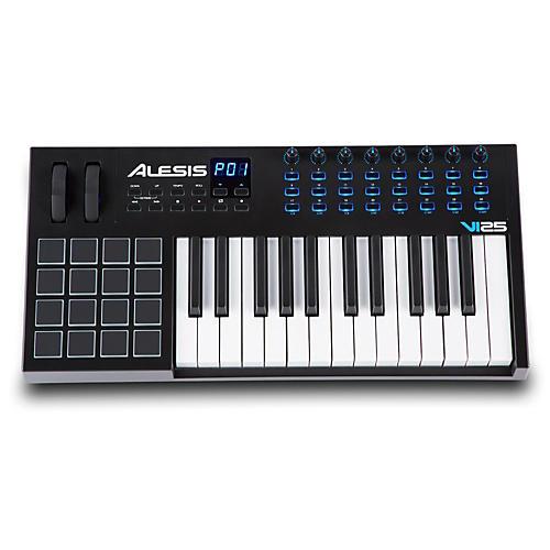 Alesis VI25 25 Key Keyboard Controller thumbnail