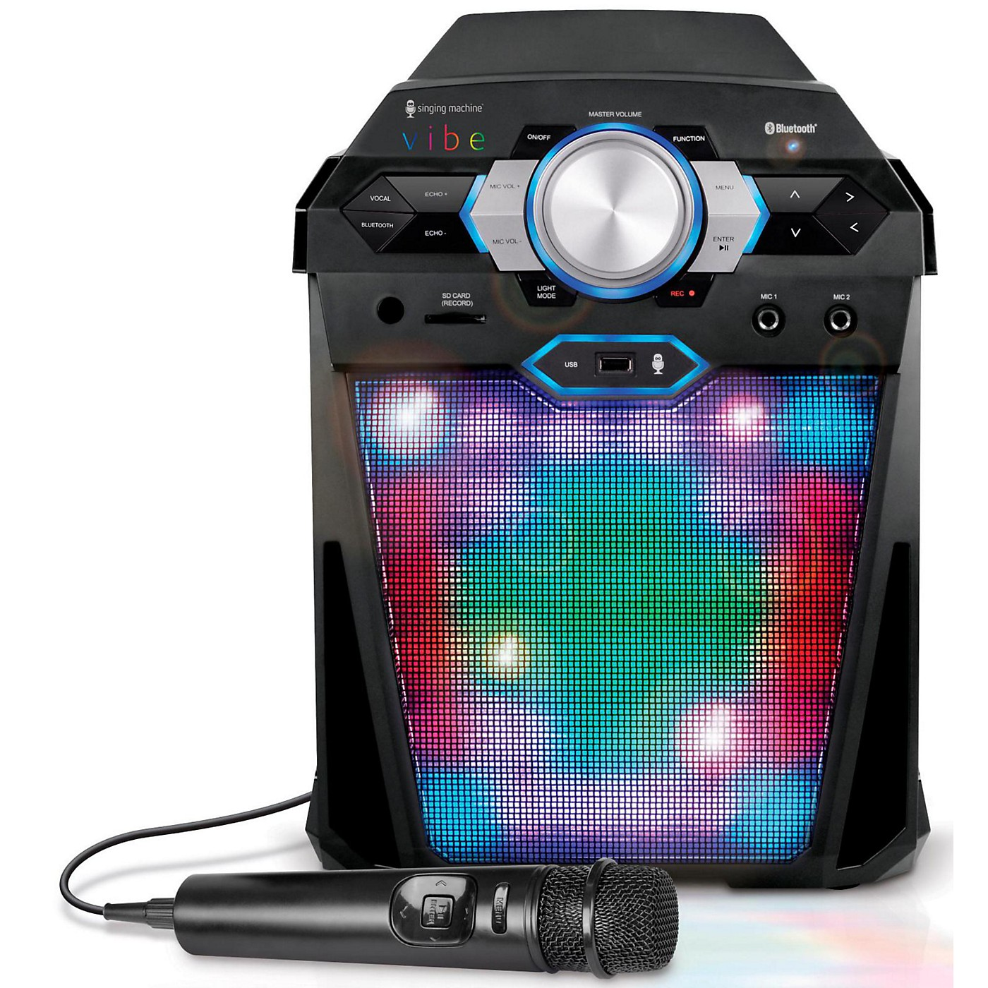 The Singing Machine VIBE Hi-Def Digital Karaoke System thumbnail