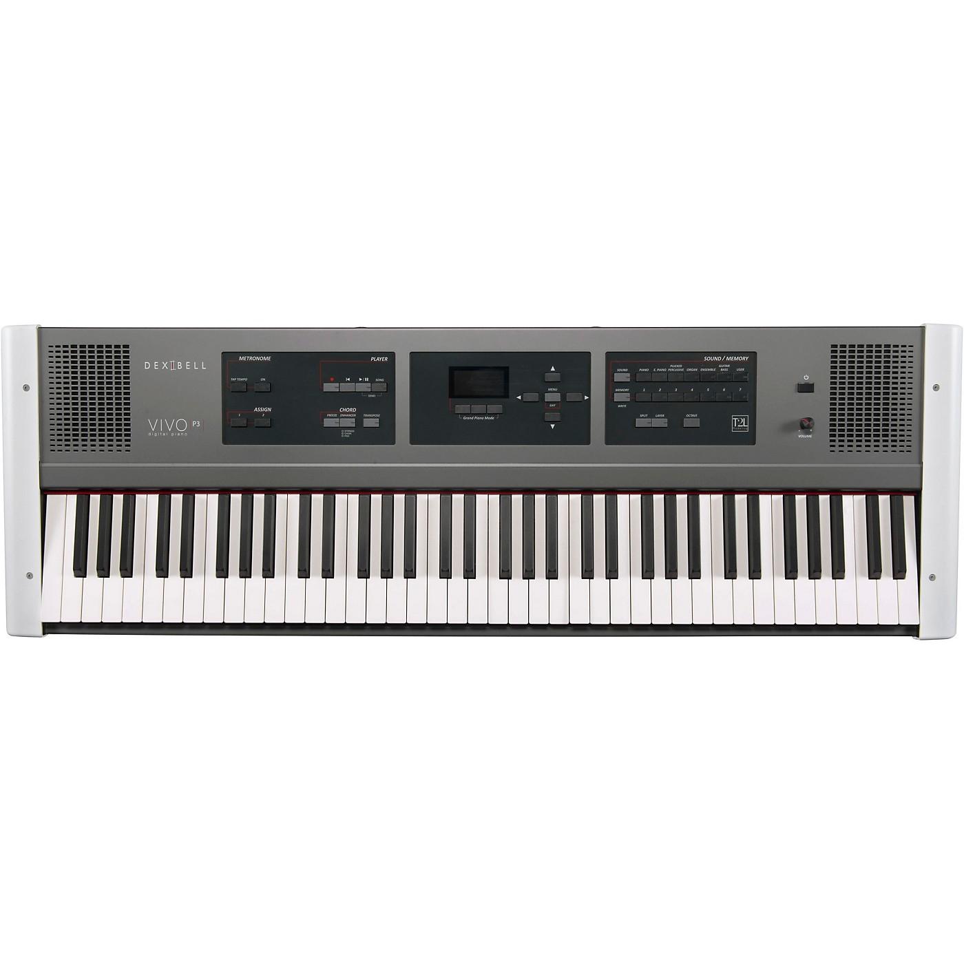 Dexibell VIVO P3 73-Key Portable Digital Piano thumbnail