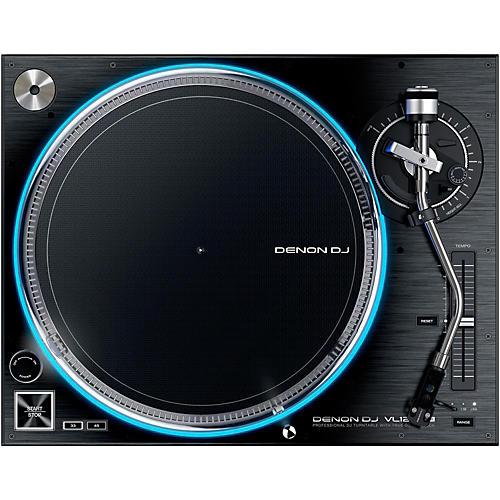 Denon VL12 Prime Professional DJ Turntable thumbnail