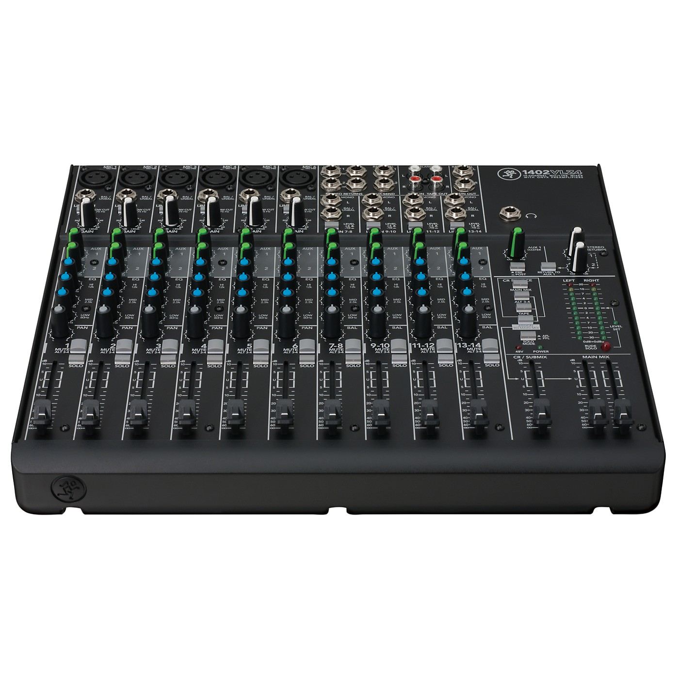 Mackie VLZ4 Series 1402VLZ4 14-Channel Compact Mixer thumbnail
