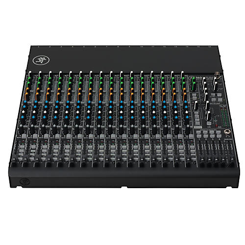 Mackie VLZ4 Series 1604VLZ4 16-Channel/4-Bus Compact Mixer thumbnail
