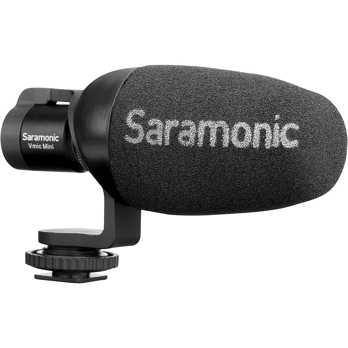 Saramonic VMIC Mini Shotgun Microphone for DSLR, Mirrorless and Video Cameras or Smartphones and Tablets thumbnail