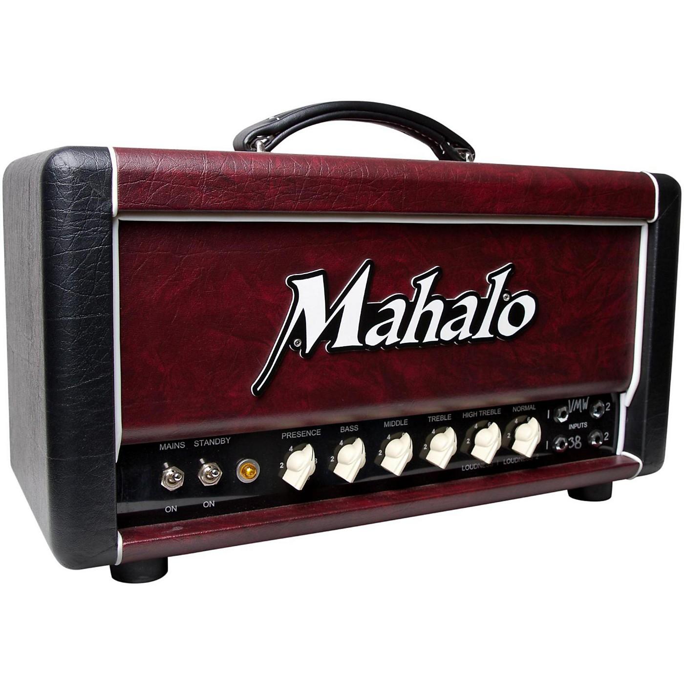 Mahalo VMW 38w Guitar Tube Head thumbnail
