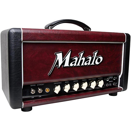 Mahalo VMW 38w Guitar Tube Head thumbnail
