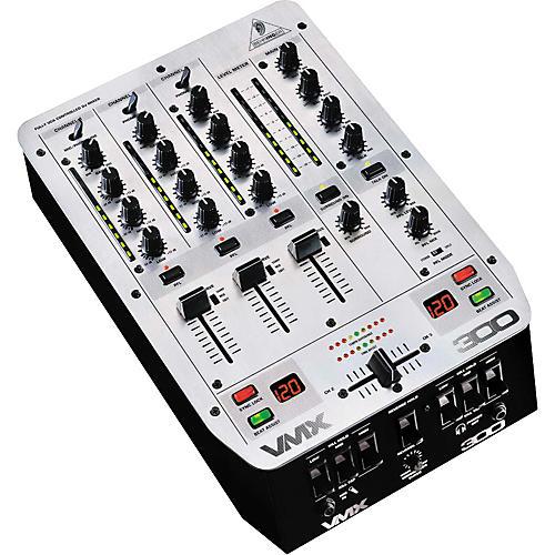 Behringer VMX300 3-Channel Pro Scratch Mixer thumbnail