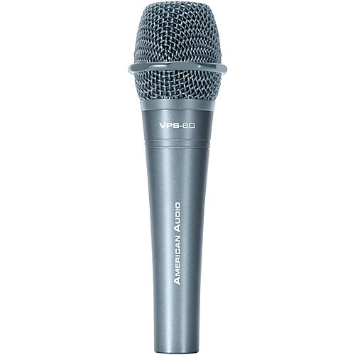 American Audio VPS-60 Dynamic Hand Held Mic thumbnail