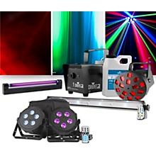 ADJ VPar Pak w/ CHAUVET DJ Jam Pack Diamond Lighting Package