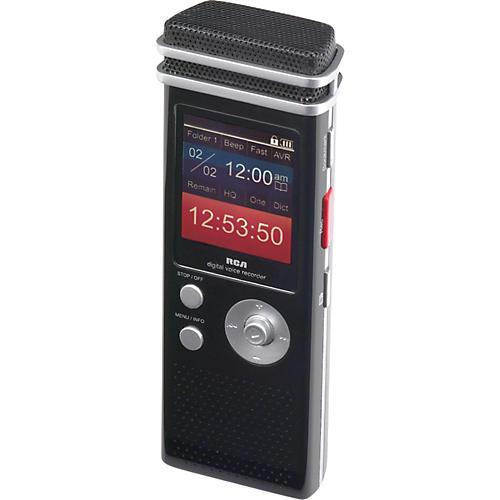 RCA VR5340 2GB Digital Voice Recorder-thumbnail
