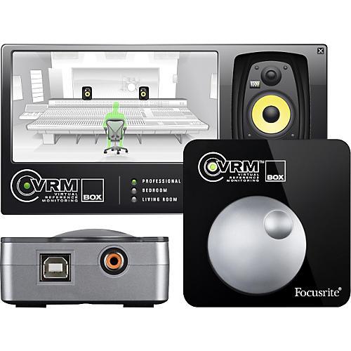 Focusrite VRM - Virtual Reference Monitor Box-thumbnail