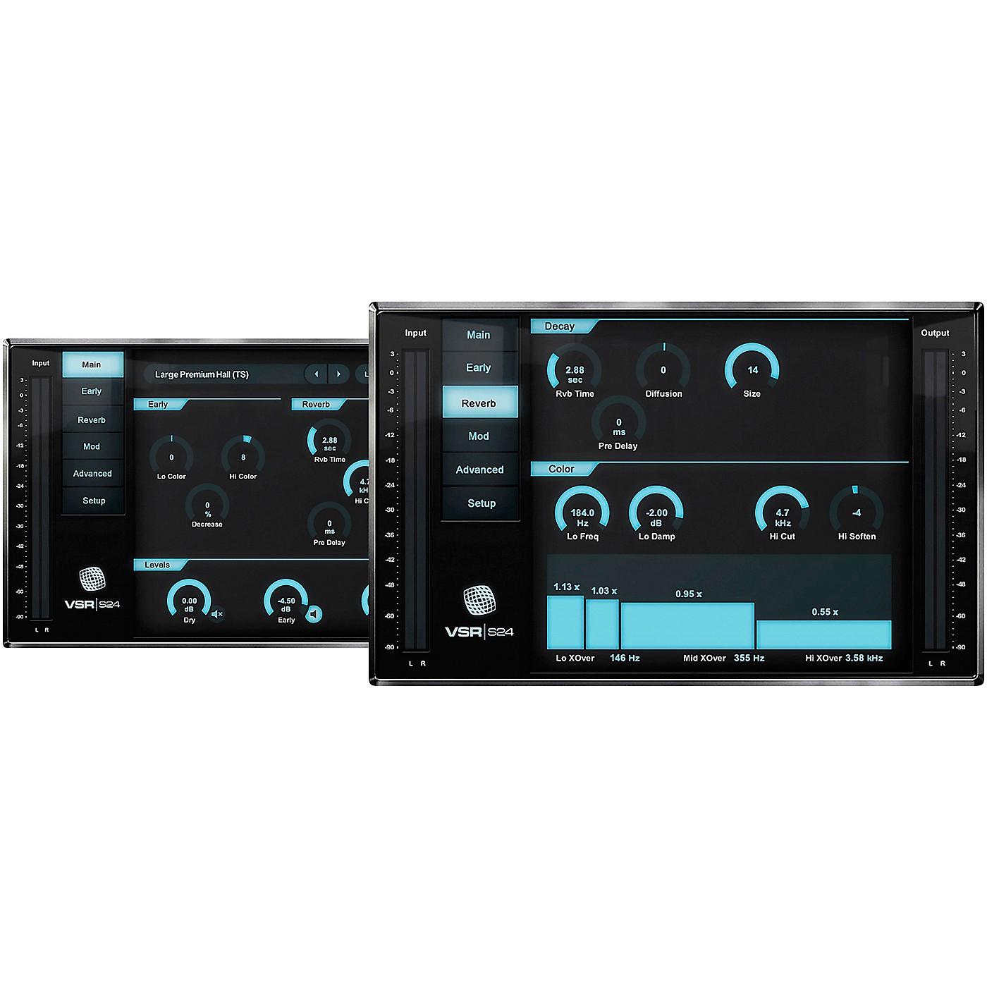 RELAB VSR S24 Reverb (Software Download) thumbnail
