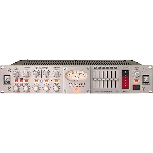 Avalon VT-747SP Stereo Compressor EQ thumbnail