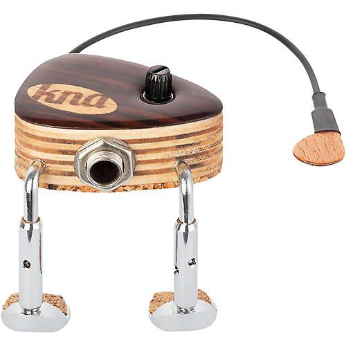 KNA VV-2 Detachable Passive Piezo Pickup with Volume Control for Violin and Viola thumbnail