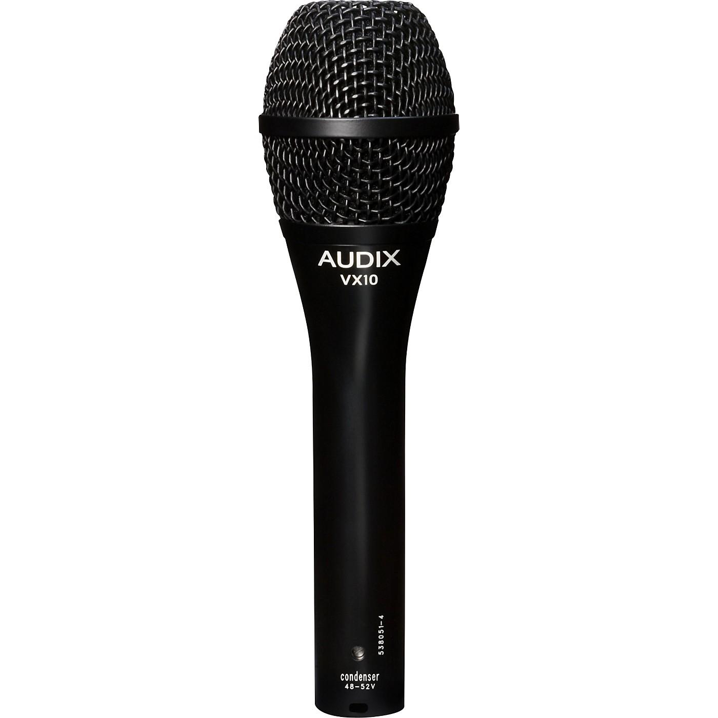 Audix VX10 Handheld Condenser Microphone thumbnail