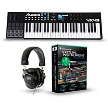 Alesis VX49 49-Key Keyboard Controller Package