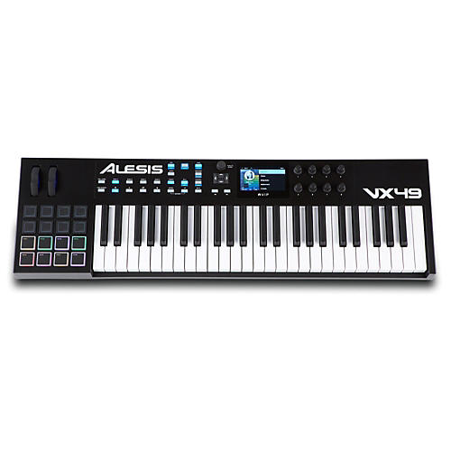 Alesis VX49 49-Key Keyboard Controller thumbnail