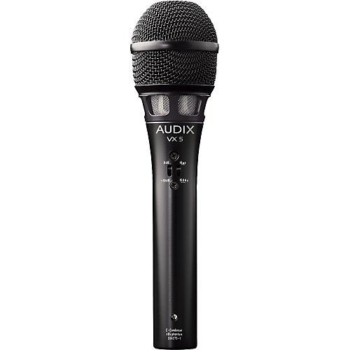 Audix VX5 Handheld Supercardioid Condenser Microphone thumbnail
