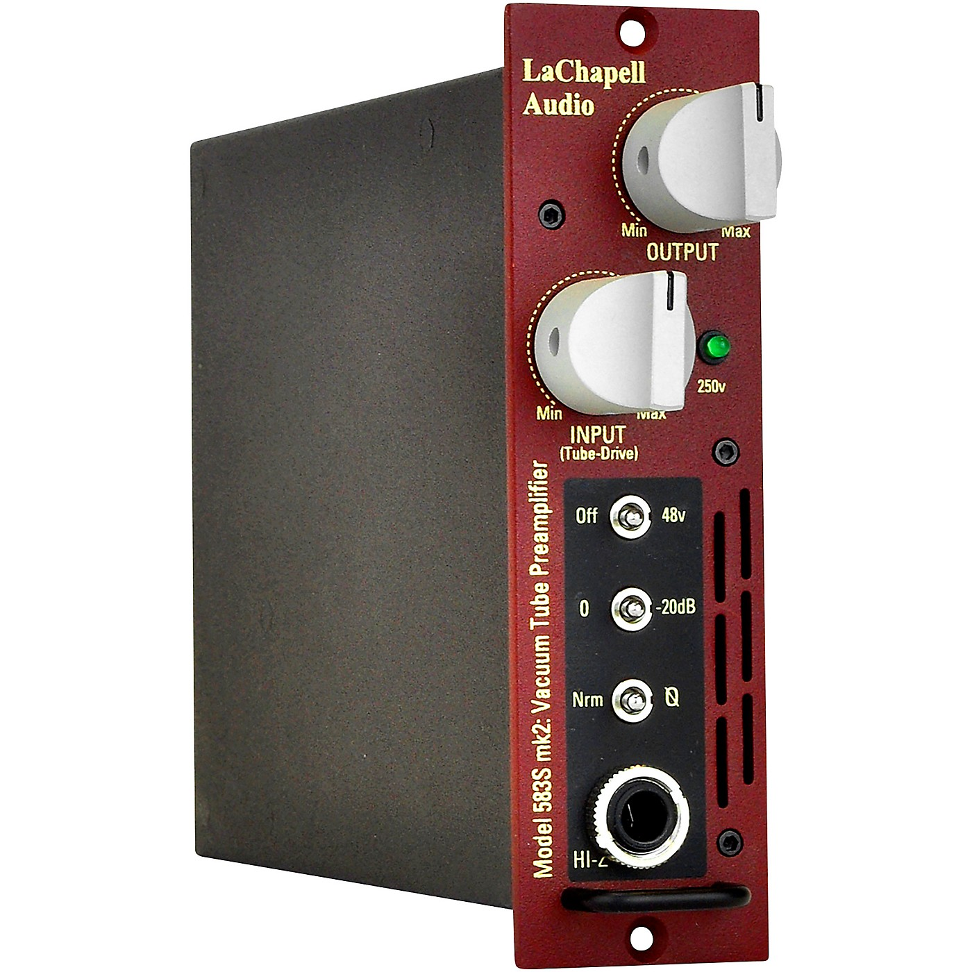 LaChapell Audio Vacuum Tube PreAmp with Jensen Mic Xfrmr thumbnail