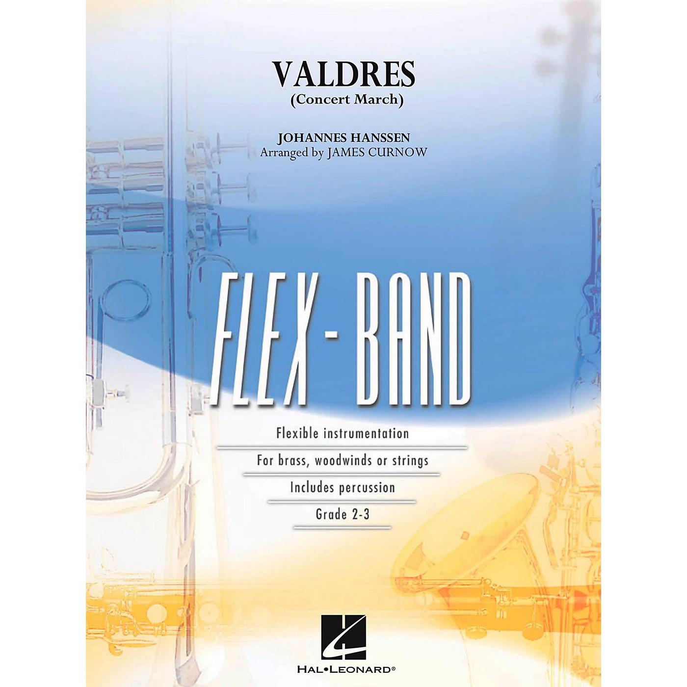 Hal Leonard Valdres (Concert March) FlexBand Concert Band Series Level 2 - 3 thumbnail