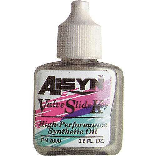 Alisyn Valve Slide Key High-Performance Synthetic Oil thumbnail