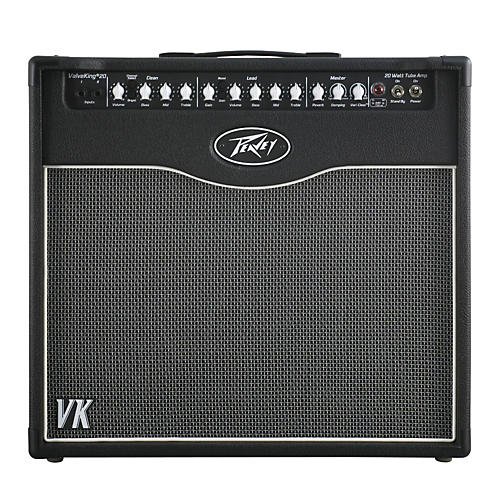 Peavey ValveKing II 20 20W 1x12 Tube Guitar Combo Amp-thumbnail