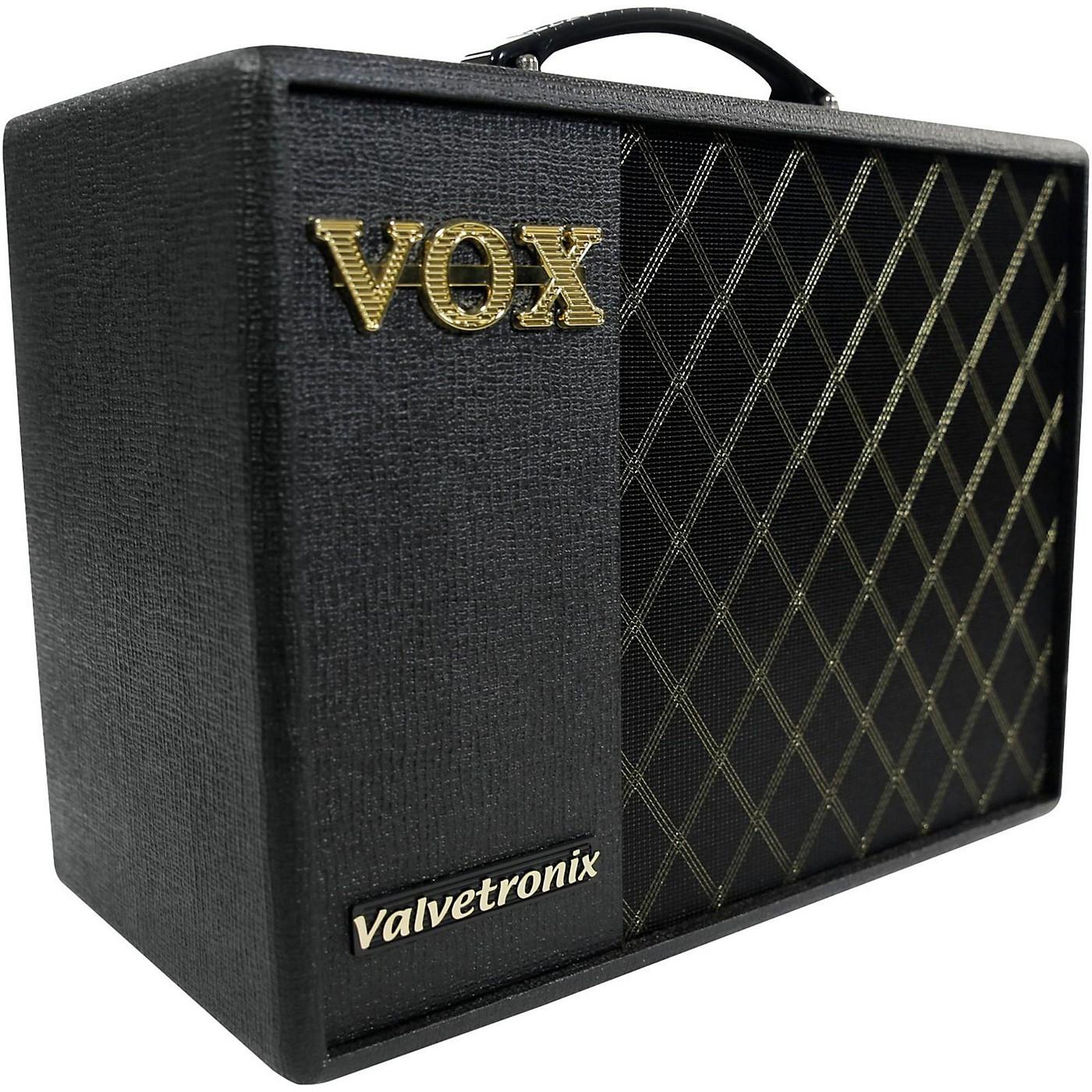 Vox Valvetronix VT40X 40W 1x10 Guitar Modeling Combo Amp thumbnail