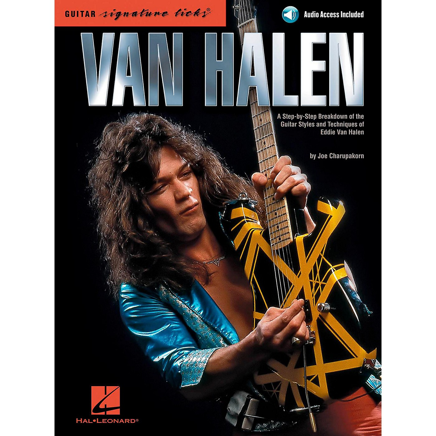 Hal Leonard Van Halen - Guitar Signature Licks Book/Online Audio thumbnail