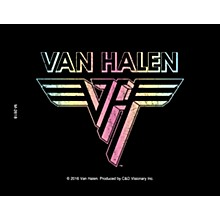 C&D Visionary Van Halen Rainbow Magnet