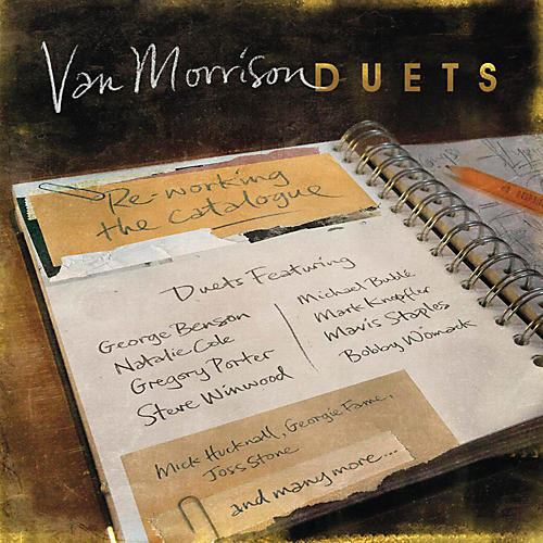 Sony Van Morrison - Duets: Re-Working The Catalogue thumbnail
