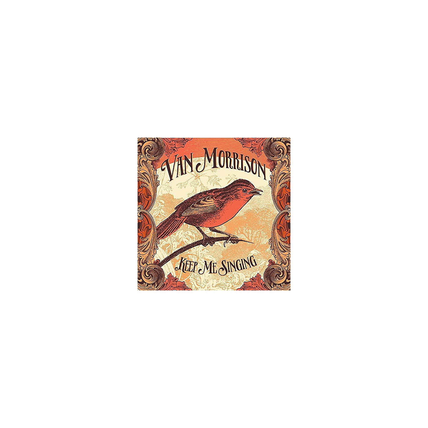 Alliance Van Morrison - Keep Me Singing [Lenticular Edition] thumbnail